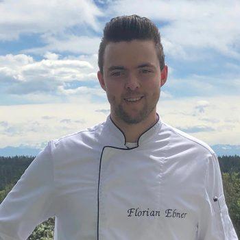 Klinikkoch Florian Ebner